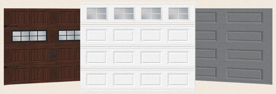 Residential and Commercial garage doors  sc 1 st  Portes Ararat : doors montreal - pezcame.com