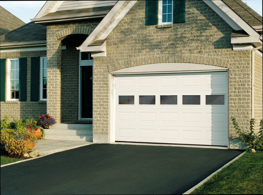 OUR WORK : GARAGE DOOR | Portes Ararat