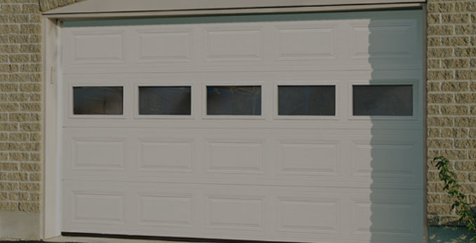 Windows for Garage Door